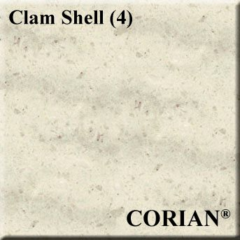 CorianWeb-Clam Shell