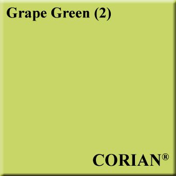 CorianWeb-Grape Green
